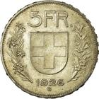 Switzerland / Five Francs 1926 - reverse photo