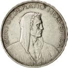 Switzerland / Five Francs 1925 - obverse photo