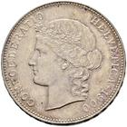 Switzerland / Five Francs 1900 - obverse photo