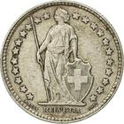 Switzerland / Half Franc 1952 - obverse photo