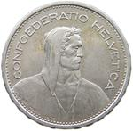 Switzerland / Five Francs 1933 - obverse photo