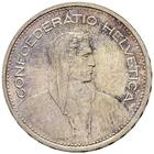 Switzerland / Five Francs 1952 - obverse photo