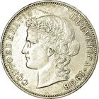 Switzerland / Five Francs 1908 - obverse photo