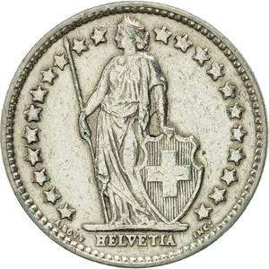 Switzerland / Half Franc 1936 - obverse photo