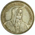 Switzerland / Five Francs 1951 - obverse photo
