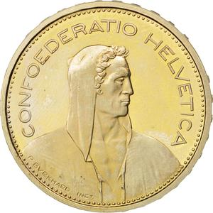 Switzerland / Five Francs 1978 - obverse photo