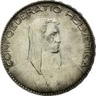 Switzerland / Five Francs 1922 - obverse photo