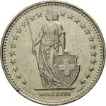 Switzerland / Half Franc 1995 - obverse photo