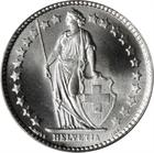 Switzerland / Half Franc 1921 - obverse photo