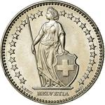 Switzerland / Two Francs 2014 - obverse photo