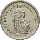 Switzerland / Half Franc 1969 - obverse photo