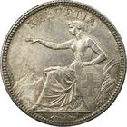 Switzerland / Five Francs 1851 - obverse photo