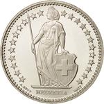 Switzerland / Two Francs 2007 - obverse photo