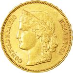 Switzerland / Twenty Francs 1894 - obverse photo