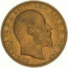 United Kingdom / Sovereign 1906 - obverse photo