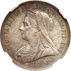Shilling 1900: Photo Great Britain 1900 shilling