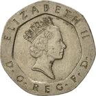 United Kingdom / Twenty Pence 1992 - obverse photo