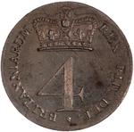 United Kingdom / Fourpence 1818 (Maundy) - reverse photo