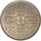 United Kingdom / Florin 1853 - reverse photo