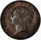 United Kingdom / Halfcrown 1844 - obverse photo