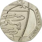 United Kingdom / Twenty Pence - reverse photo