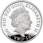 United Kingdom / Ten Pence 2020 - obverse photo