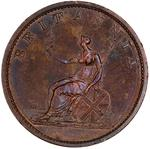 United Kingdom / Halfpenny 1807 - reverse photo