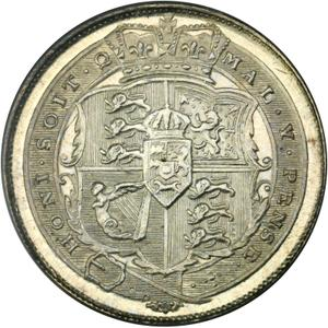 United Kingdom / Sixpence 1816 - reverse photo
