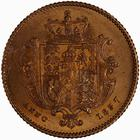 Half Sovereign 1837: Photo Coin - Half-Sovereign, William IV, Great Britain, 1837