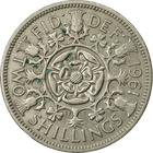 United Kingdom / Two Shillings (Florin) 1961 - reverse photo