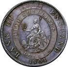 United Kingdom / Five Shillings 1804 - reverse photo