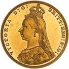 United Kingdom / Sovereign 1889 - obverse photo