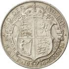 Halfcrown 1914: Photo 1914 George V British Silver Half Crown