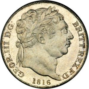 United Kingdom / Sixpence 1816 - obverse photo