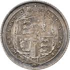 United Kingdom / Sixpence 1818 - reverse photo
