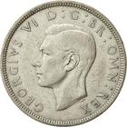 Halfcrown 1938: Photo 1938 George VI British Silver Half Crown