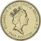 United Kingdom / Two Pounds 1994 Bank of England - obverse photo