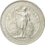 United Kingdom / One Dollar 1902 - obverse photo