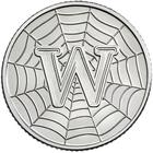 United Kingdom / Ten Pence 2019 W - World Wide Web - reverse photo