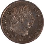 United Kingdom / Fourpence 1818 (Maundy) - obverse photo