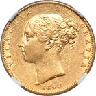 United Kingdom / Sovereign 1842 - obverse photo
