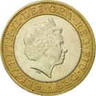 United Kingdom / Two Pounds, Technology - obverse photo