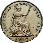 Penny 1854: Photo Great Britain 1854 penny