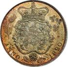 United Kingdom / Halfcrown 1820 George IV - reverse photo