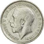 Threepence 1911 (Circulating): Photo Coin - Threepence, George V, Great Britain, 1911