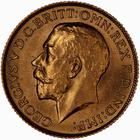 United Kingdom / Sovereign 1925 - obverse photo