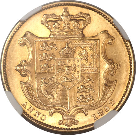 Sovereign 1832: Photo Great Britain 1832 sovereign