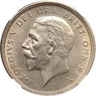 United Kingdom / Crown 1930 - obverse photo