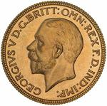 Sovereign 1930: Photo Proof Coin - Sovereign, Australia, 1930