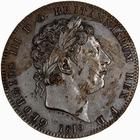 Crown 1819: Photo Coin - Crown, George III, Great Britain, 1819